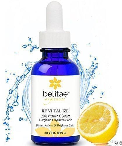 BELITAE Vitamin C Serum mit Hyaluronsäure - Reparatur Sonnenschaden, Altersflecken (1 Unze) BELITAE Vitamin C Serum with Hyaluronic Acid - Repair Sun Damage, Age Spots (1 ounce)