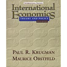 International Economics: Theory and Policy (World Student)