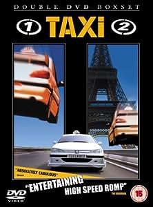 Taxi/Taxi 2 [DVD]