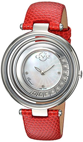 Gevril Reloj con movimiento cuarzo suizo Woman Vittoria 36 mm