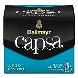 Dallmayr Capsa Lungo Azzurro, Nespresso Kapsel, Kaffeekapsel, Röstkaffee, Kaffee, 50 Kapseln