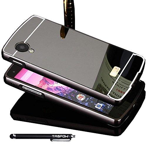 nexus-5-d820-case-tabpow-mirror-case-series-electroplate-bumper-bling-luxury-slim-hard-back-case-cov