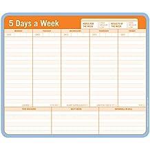 Knock Knock Mousepad: 5 Days a Week (Paper Mousepad)