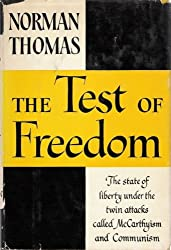 The Test of Freedom