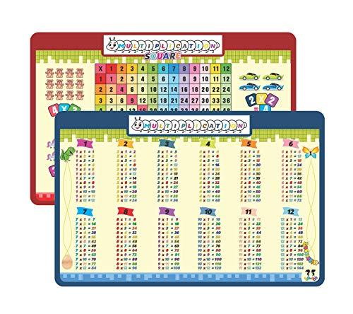 Manteles individuales niños póster conjunto 2: tabla
