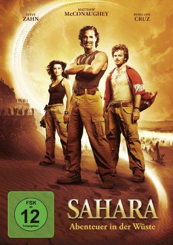 Sahara - Abenteuer in der Wüste (Sahara, Dvd)