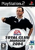 Total Club Manager 2004 (PS2) [Importación inglesa]