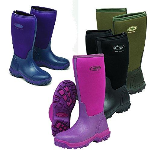 grubs-frostline-boots-727-fuchsia-size-3