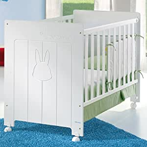 Micuna - Lit Bunny plus - Blanc