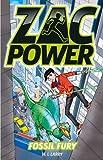 Fossil Fury (Zac Power)