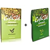 Chicza Bio Kaugummi Minze 30 g + Chicza Bio Kaugummi Pfefferminze im Set