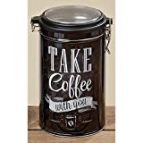 Kaffeedose Vorratsdose für Kaffee COFFEE