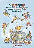 Arbeitsblätter zu den silbierten Geschichten aus der Leseraben-Reihe Band 11 bis 20