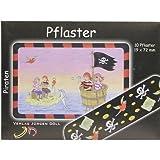 KINDERPFLASTER Piraten Briefchen 10 St Pflaster