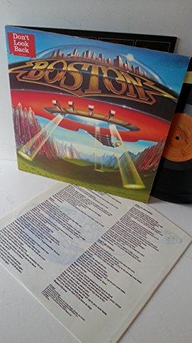 BOSTON don't look back, gatefold, EPC 86057