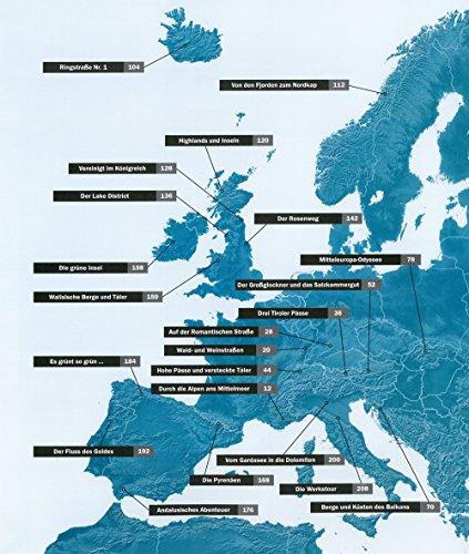 Traumtouren Europa: Mit dem Motorrad unterwegs zwischen Nordkap und Kleinasien - 3