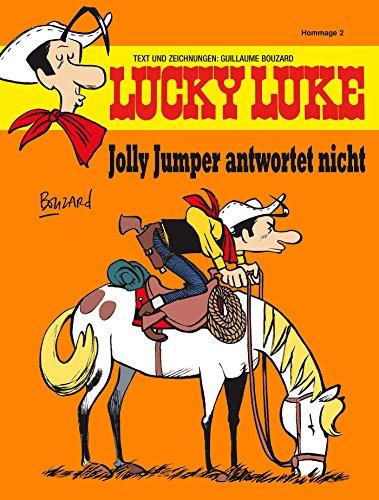 Jolly Jumper antwortet nicht: Hommage 2 (Lucky Luke)