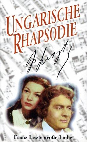 Ungarische Rhapsodie [VHS]