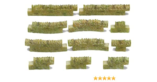 Hornby R8538 Skaledale 00 Gauge Granite Wall Pack No 3 Toys ...