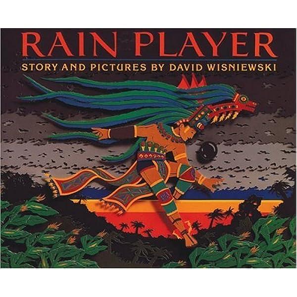 Rain Player : Wisniewski, David: Amazon.co.uk: Books