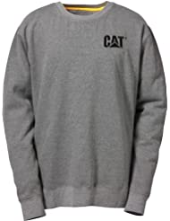 Caterpillar C1910752 Trademark Nouveau Crew Neck Sweat Shirts Travailler Hoodie