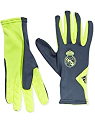 adidas Real Madrid Fieldplayer Gants Homme