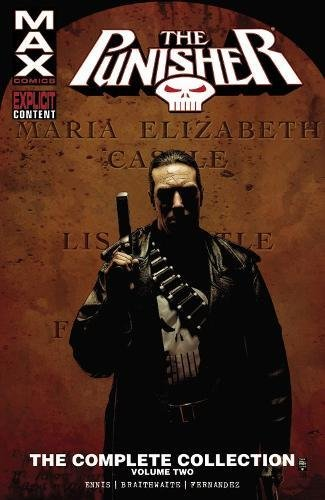 Preisvergleich Produktbild Punisher Max: The Complete Collection Vol. 2
