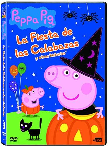 Peppa Pig (PEPPA PIG: HALLOWEEN Y OTRAS HISTORIAS, Spanien Import, siehe Details für Sprachen) (Halloween Pigs Peppa)