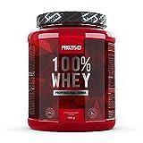 Prozis 100% Whey Professional Protein Powder 900g - Suplemento Sabor Chocolate Rico en BCAAs - Crecimiento Muscular y la Recuperación - Ideal para Culturismo y sin Sustancias Dopantes - 36 Dosis