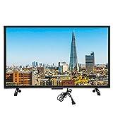 55-Zoll TV 4K HDR HD Fernseher Netzwerk Version 3000R Krümmung Großer, Gebogener Bildschirm Smart Fernseher Unterstützung VGA, Kopfhörerschnittstelle, USB, AV, HDMI, RF(EU)
