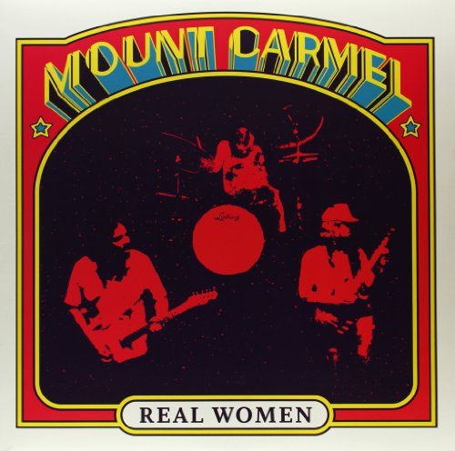 Mount Carmel: Real Women [Vinyl LP] (Vinyl)