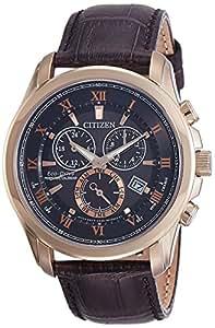 Citizen Analog Black Dial Men's Watch - BL5542-07E