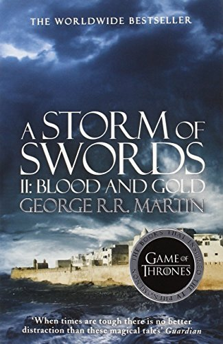 A Storm of Swords: Part 2 Blood and Gold (A Song of for sale  Delivered anywhere in UK