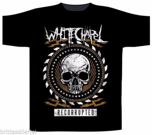 WHITECHAPEL RECORRUPTED T-Shirt XL Whitechapel T-shirts