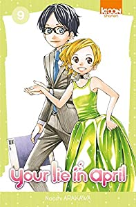 Your Lie in April Edition simple Tome 9