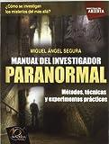 Manual del investigador paranormal (Investigación Abierta)