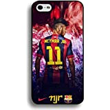 32 FC Logo Back Phone Case Barcelona Football Club Player Neymar Pattern Cover Case For Iphone 6/6S
