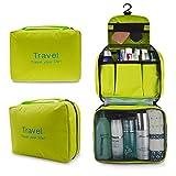 Trousse de toilette, Refoss trousse maquillage, trousse de voyage, Portable multifonction Waterproof sac de stockage pour camping, Voyager, Ménage