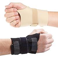 Actesso Handgelenkbandage für Sport - Handgelenk Bandage für Verstauchung, Arthritis oder Verletzungen durch wiederholte preisvergleich bei billige-tabletten.eu