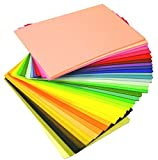 Oakwood Archer Eva Foam Block Sheets, Assorted, Pack of 40 Sheets