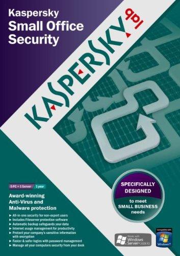Preisvergleich Produktbild Kaspersky Small Office Security 5 PC + 1 Server - 1 Year