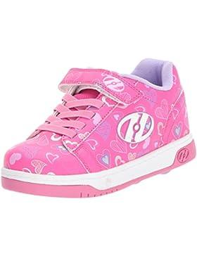 Zapatillas para ni�a, color Rosa , marca HEELYS, modelo Zapatillas Para Ni�a HEELYS DUAL UP X2 Rosa