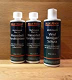3 tlg. Set Blue Magic 2 Konditionierer/1 Reiniger, Wasserbett, Conditioner
