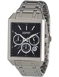 Esprit Herren-Armbanduhr monterey Chronograph Edelstahl A.ES104061003