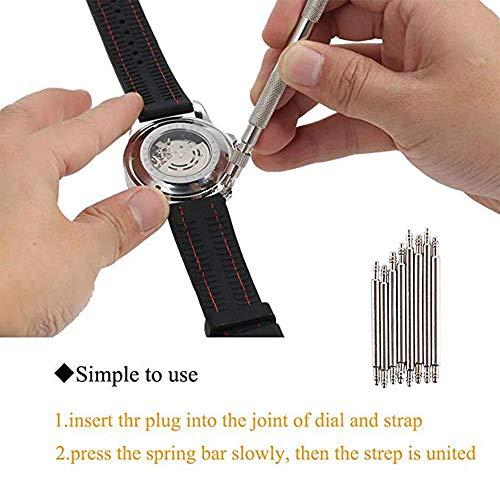 Uhrenwerkzeug Set 13 Teile Uhrmacherwerkzeug Uhr Werkzeug Tasche Reparatur Set Watch Akku Entfernung ändern