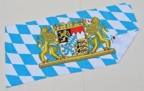 Wagner Automaten Badetuch Saunatuch Strandtuch Deutschland Bayern Mallorca Spanien Zielflagge (Bayern)