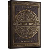 Medallions Playing Cards by Theory11 (Version 2) Single Deck