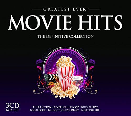 VA - Greatest Ever Movie Hits  The Definitive Collection - (GTSTCD016) - BOXSET - 3CD - FLAC - 2007 - WRE Download