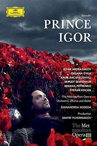 Borodin, Alexander P. - Prince Igor [2 DVDs]
