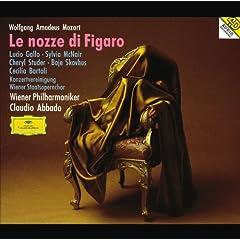 """Mozart: Le nozze di Figaro, K.492 - Original version, Vienna 1786 / Act 1 - """"Via resti servita, madama brillante"""""""